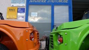 Mehari verde o naranja compra venta