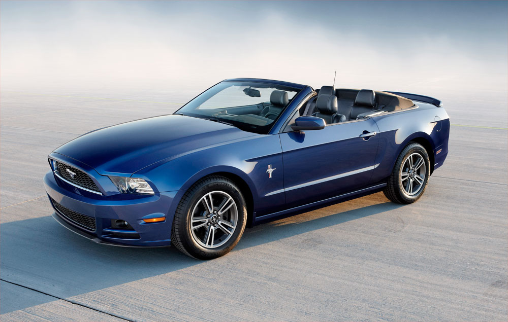 Alquiler Ford Mustang