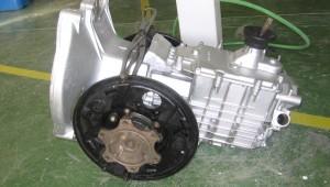 2CV6 reparación caja de cambios