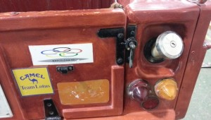Mehari rojo cambio de color