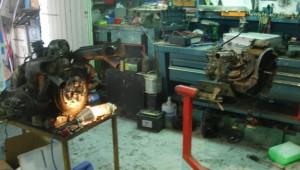 Reparación y restauración de Mehari